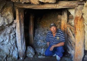 Las minas olvidadas de Taquimilán