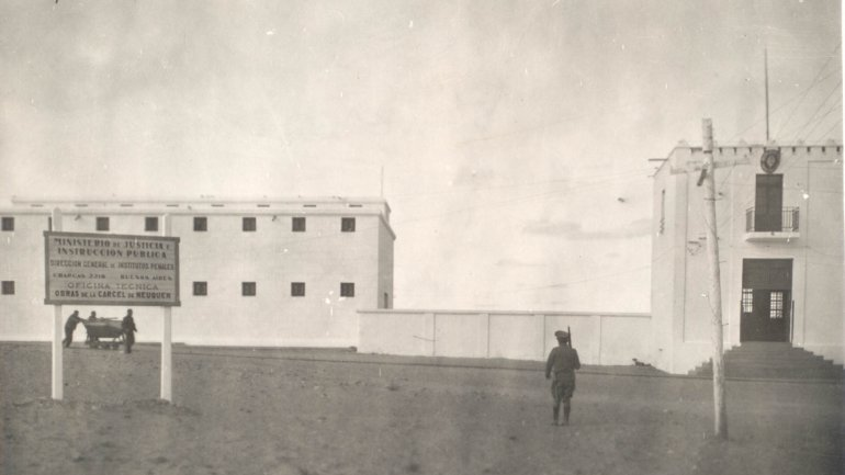 Cárcel de Neuquén
