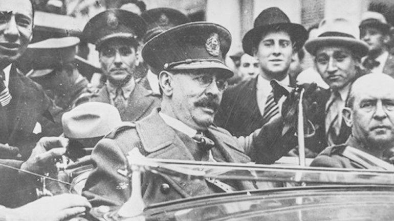 La locura de un teniente del Ejército durante el golpe de 1930.