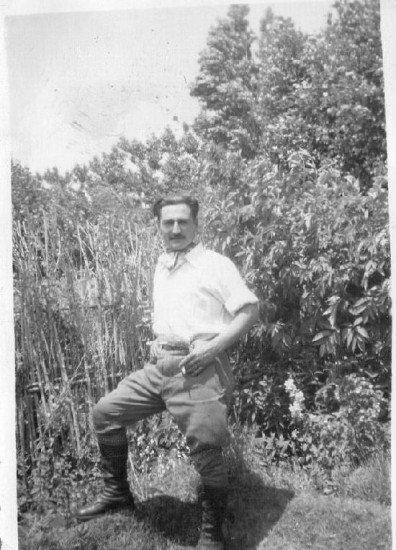 Vidal Pérez fue uno de los montañistas pioneros de la Patagonia.