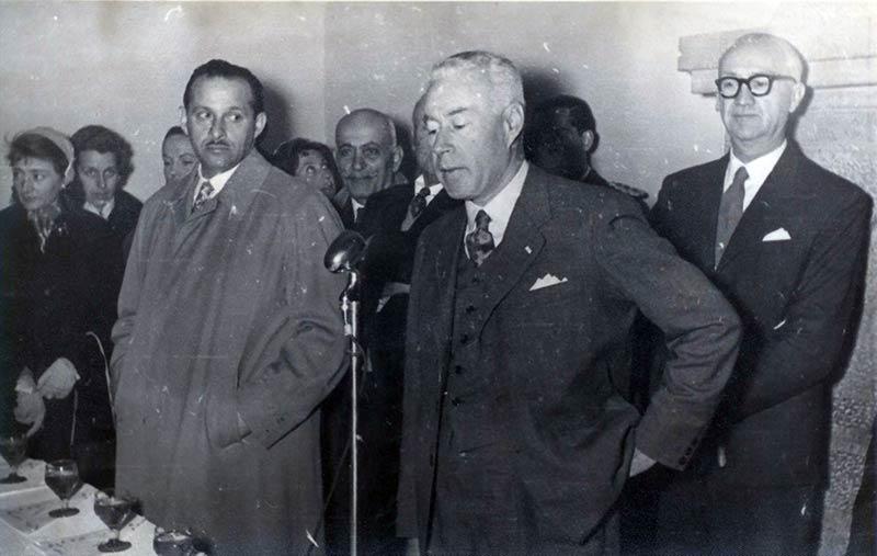 Angel Edelman, primer gobernador constitucional de la provincia del Neuquén