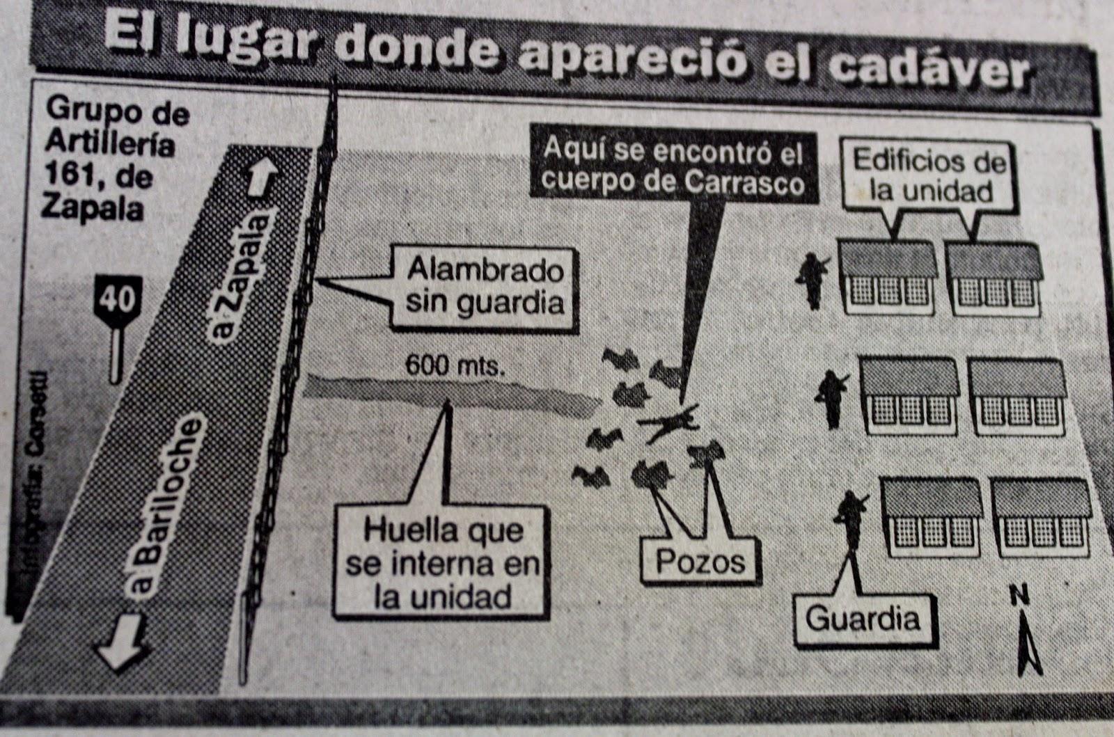 Infografía de La Nación
