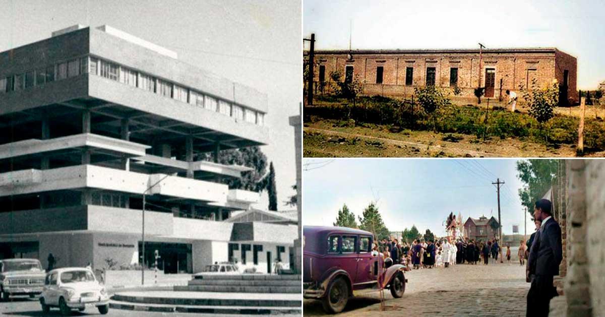 Neuquén: el municipio que empezó en una casa