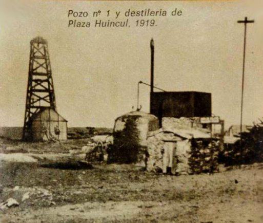 Plaza Huincul 1919