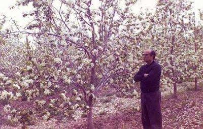 Visionario, hacedor y promotor de la fruticultura regional, En 1968, el ingeniero Gasparri compra veinte mil hectáreas situadas al Norte del río Neuquén, en el punto que el meridiano 10°, límite entre Neuquén y Río Negro, toca el río Neuquén.