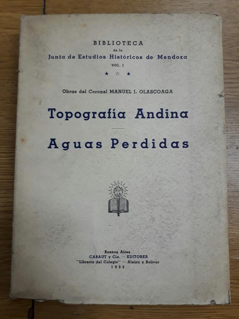 Topografía Andina - Aguas Perdidas