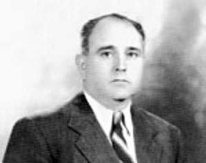 Años '40. Don Armando Vidal.