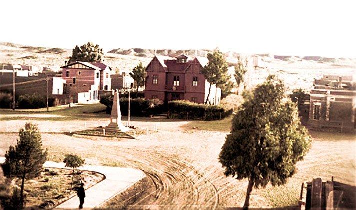 Neuquén Capital, primeras décadas del siglo XX