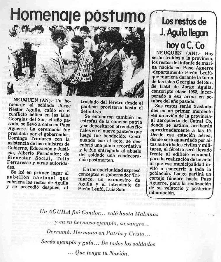 Jorge Aguila, el