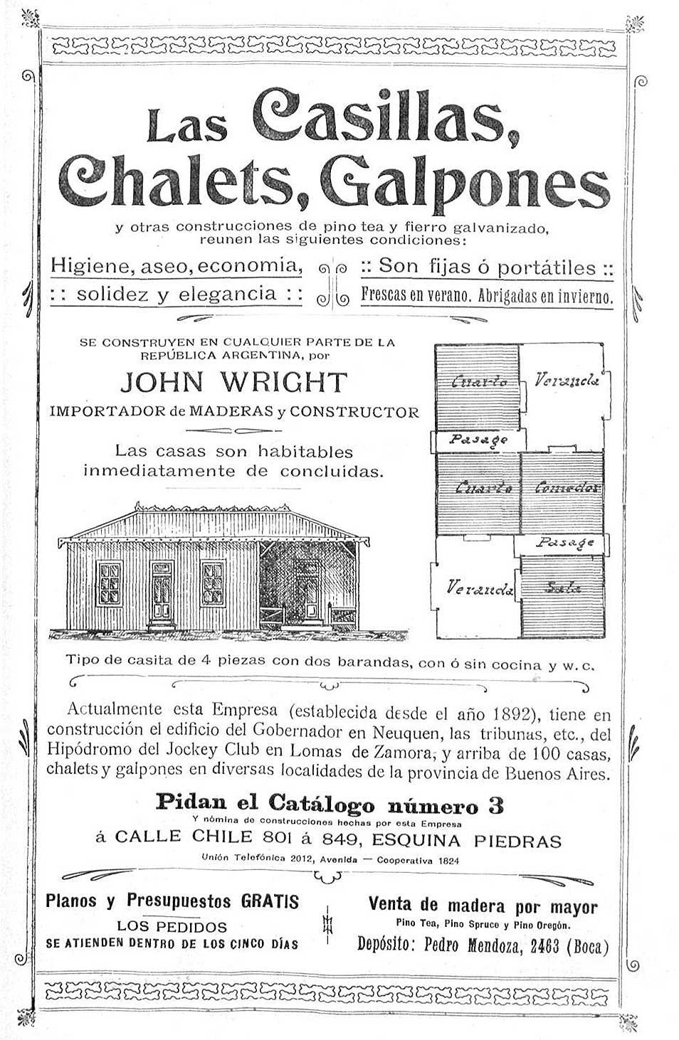 Referencia al Chateau Gris