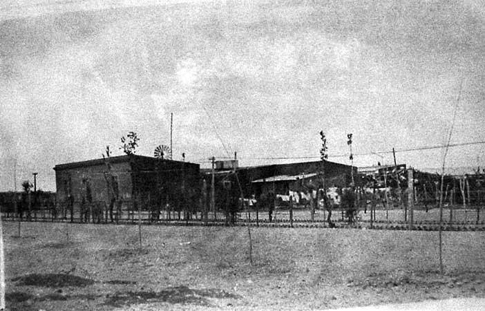 Zapala - Avenida Sarmiento - 1920 Foto Gentileza Museo Municipal de Zapala