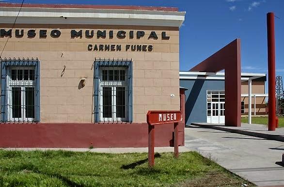 Museo Municipal Carmen Funes - Plaza Huincul