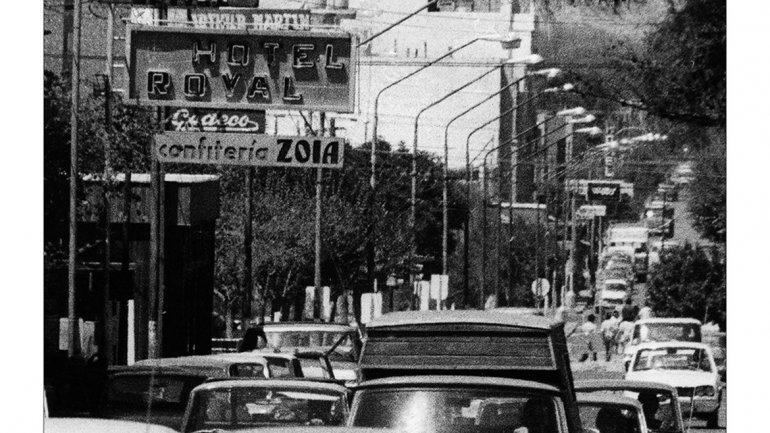 Ciudad de Neuquén en la década del 80