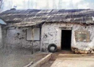 Antiguo edificio de la escuela n° 30 en el actual predio de la EPEA.