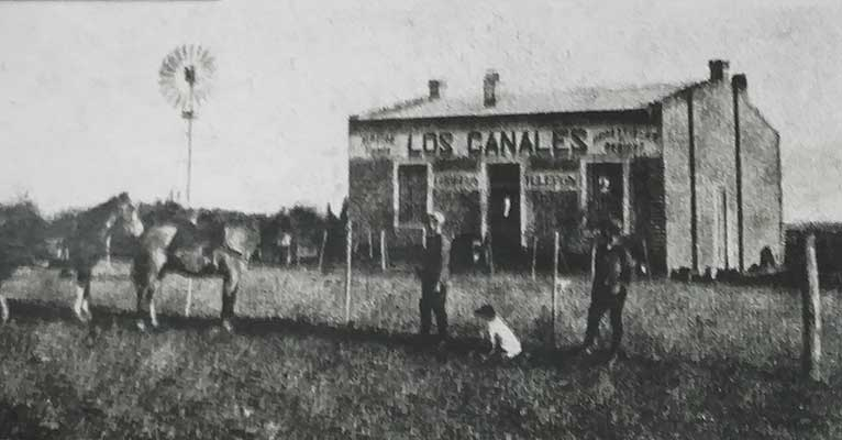 Establecimiento Los Canales de Plottier.