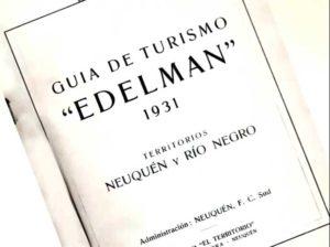 Guía de turismo Edelmán de 1931