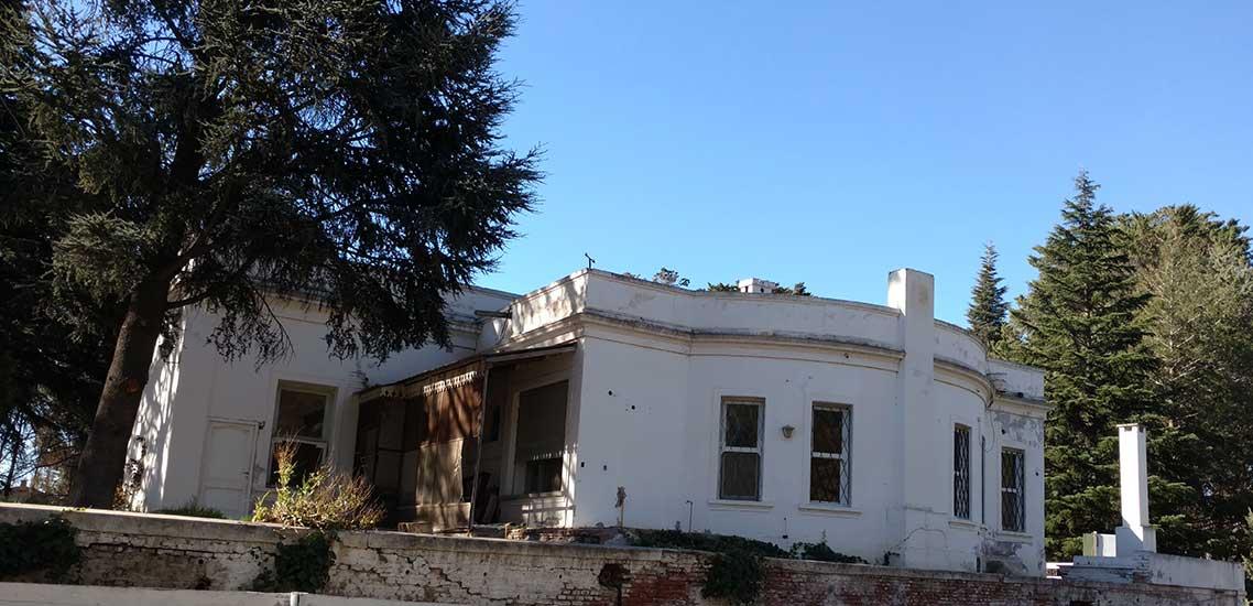 Casa del Doctor Plottier en la actualidad