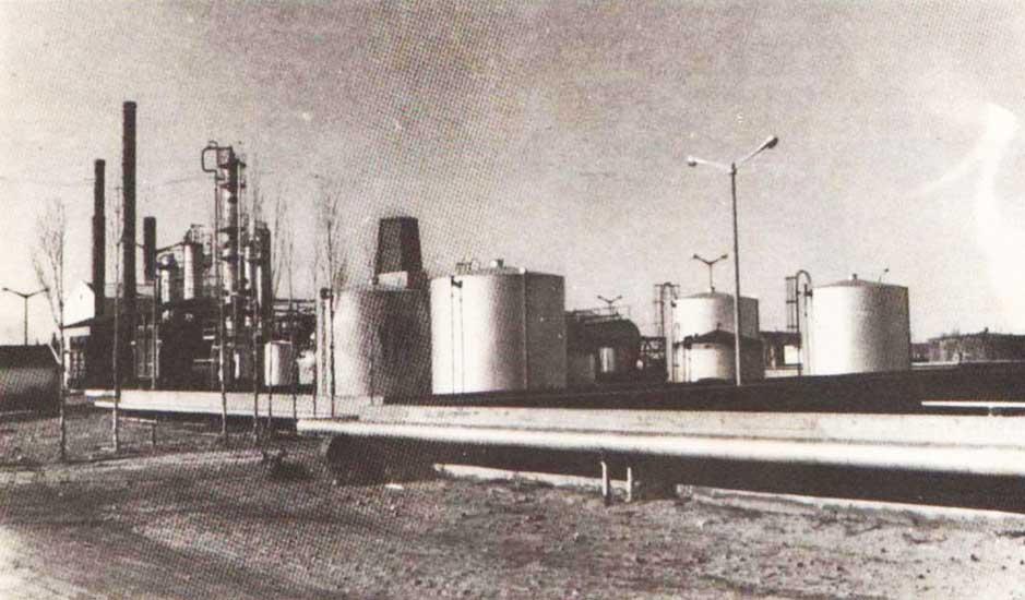 Destilería Plaza Huincul