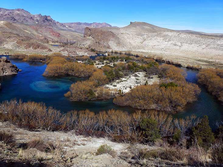 Río Limay - El Anfiteatro