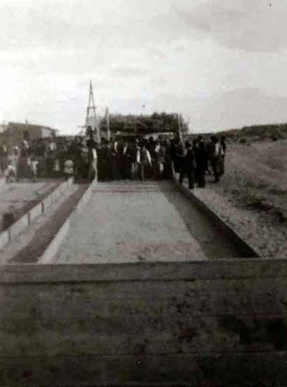 Cancha de Bochas - 1944 -