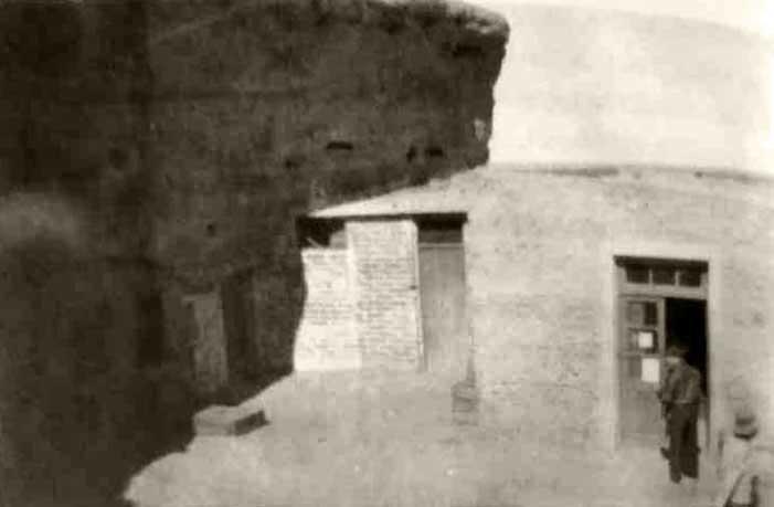 La Escondida - Proveduría de la Mina. - 1945.