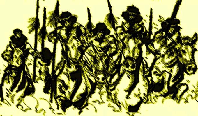 La invasión Muluche