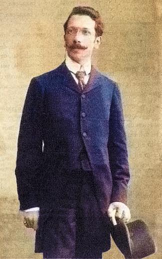 Eduardo Talero – 1900