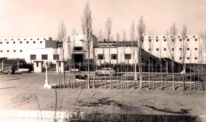 Cárcel del Neuquén año 1950