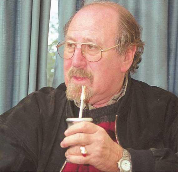 """Jorge Edelman, el """"Señor Radioteatro"""""""
