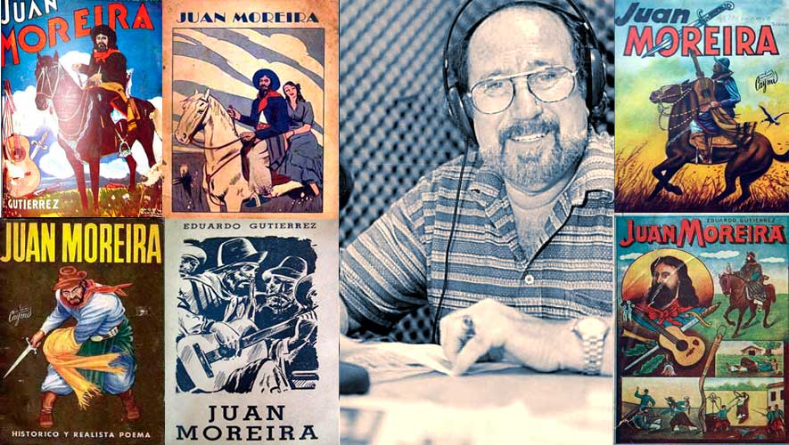 Radioteatro de Jorge Edelman - Juan Moreira
