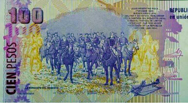 Quién es quién en el billete de 100 pesos | | + Neuquén