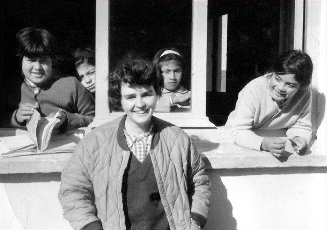 Delia Boucau - Malleo - Memorias de Una Maestra Rural
