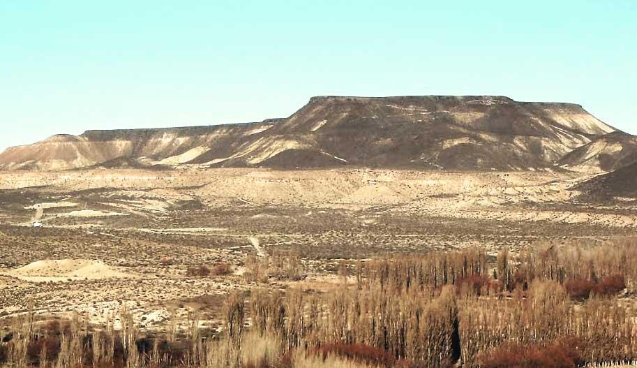 Covunco - Cerro Negro
