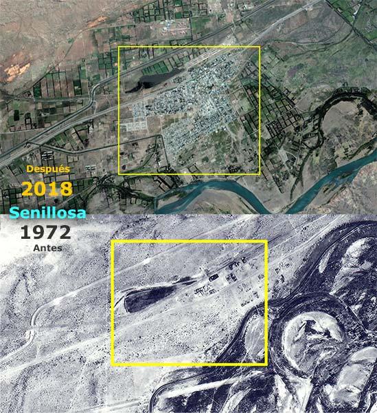 Senillosa 1972 - 2018