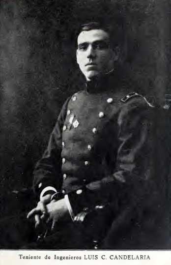 Teniente Luis Candelaria