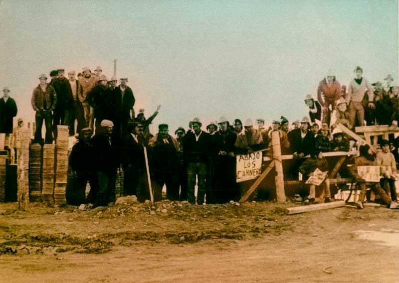 Cutral Co, la primer pueblada, la huelga petrolera del 58.