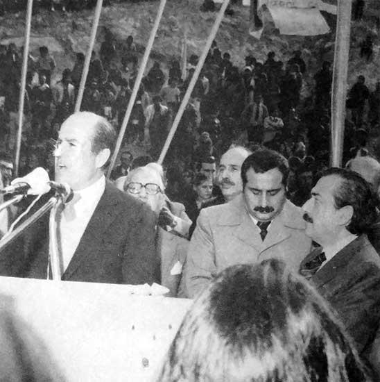 Discurso de César Martín García Puente