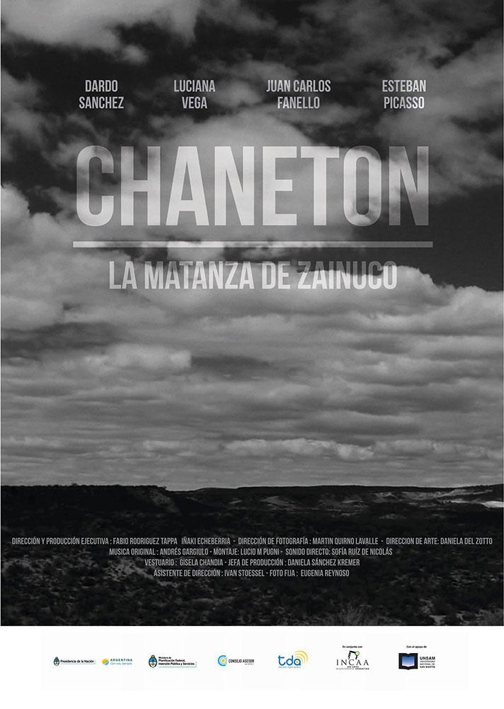 Chaneton - Documental de Fabio Rodriguez Tappa -