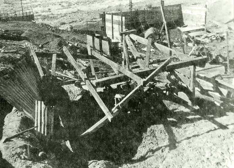Muchas veces los intentos de reapertura de alguna mina abandonada provocaban nuevas tragedias.