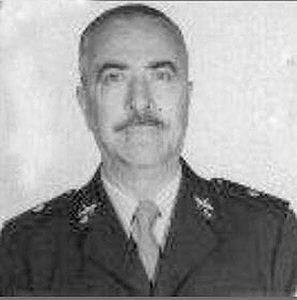 El delirante Teniente Paterson Toledo.
