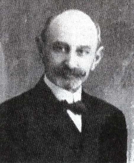 Francis Albert, primer Presidente del Concejo Municipal de Chos Malal.