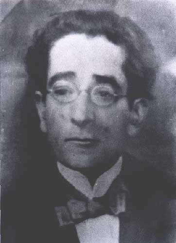 Abel Chaneton - Presidente del Concejo Municipal de Neuquén - 1908