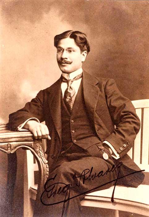 Gregorio Álvarez - Década del 1920.