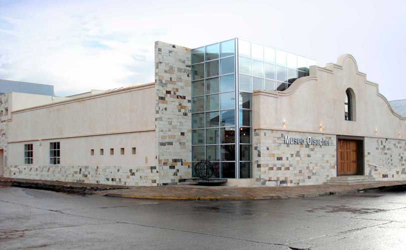 MOZ (Museo Olsacher de Zapala) - 2009
