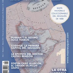 Revista Más Neuquén nº 1 - Marzo del 2018