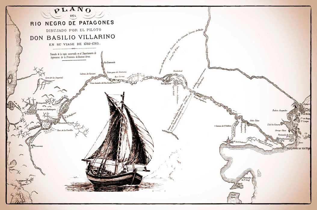Basilio Villariño, de España a Neuquén (segunda parte) - 1783