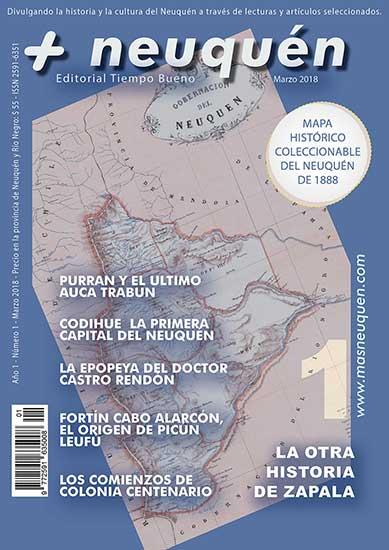 Revista Más Neuquén nº 1