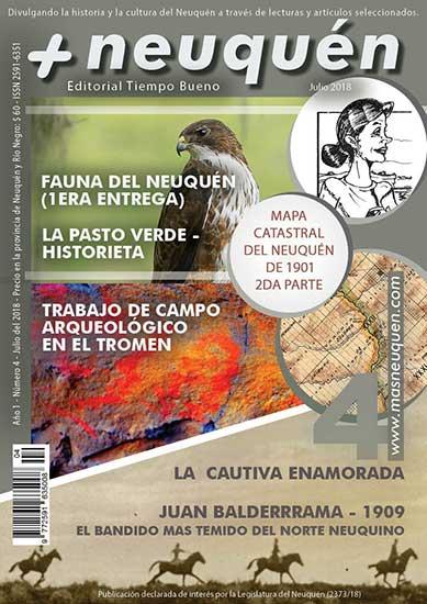 Revista Más Neuquén nº 4