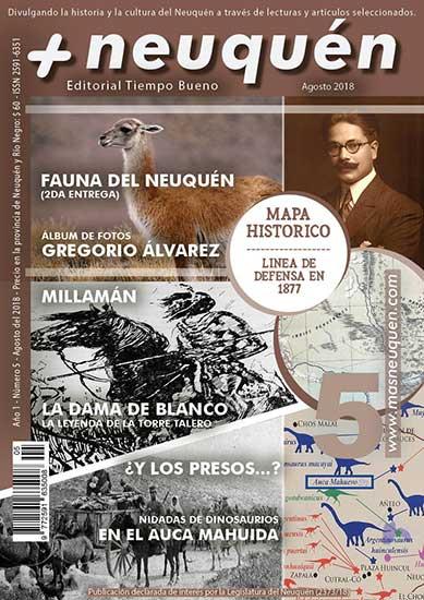 Revista Más Neuquén nº 5