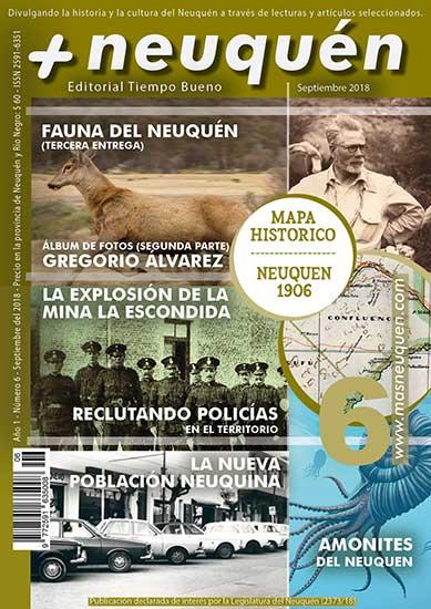 Revista Más Neuquén nº 6